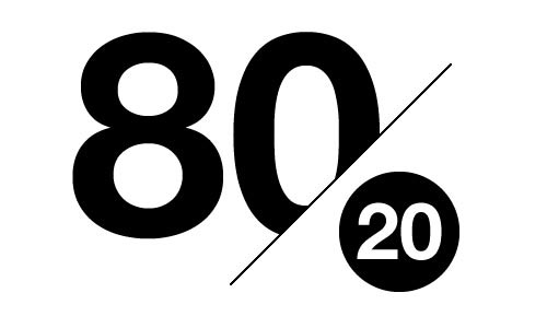 80-20-principle