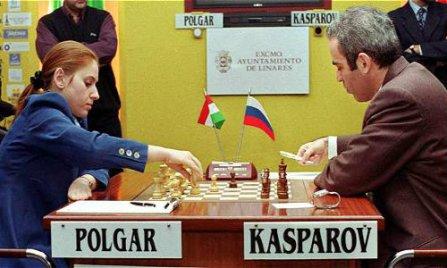 polgar-kasparov