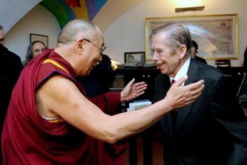TIBET-_CECA_-_Dalai_Lama_e_Havel